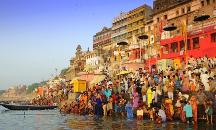 Ganges River - Varanasi, India